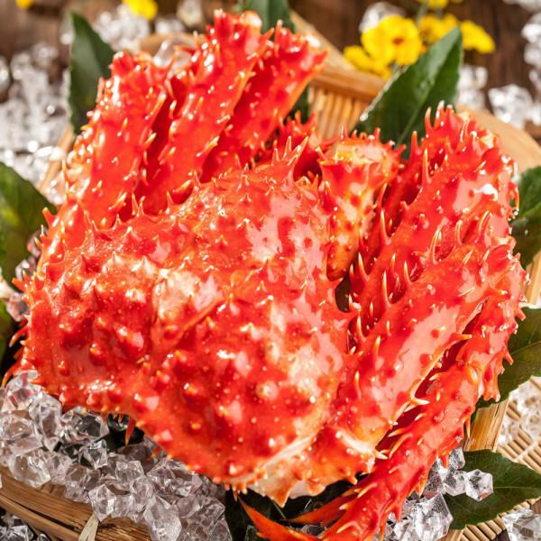 熟凍智利帝王蟹(800-1000g)