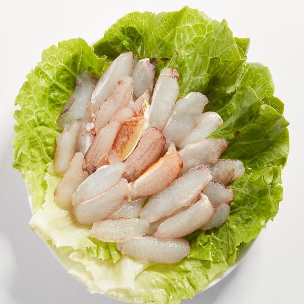 船凍蟹管肉(100g土10%/包)
