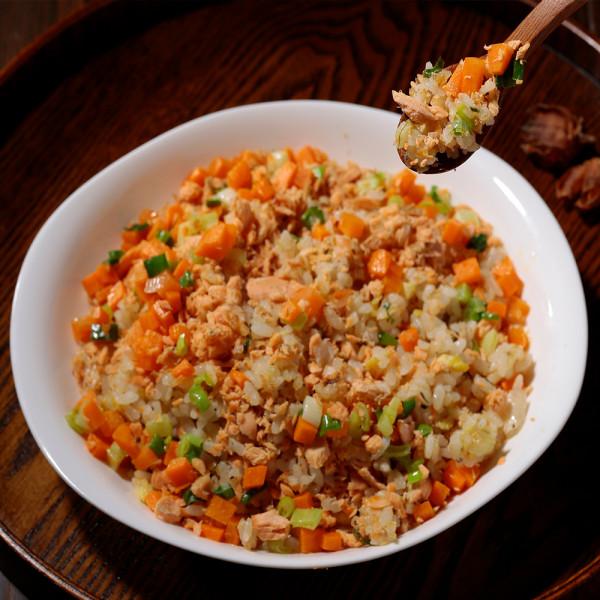 鮭魚炒飯300g
