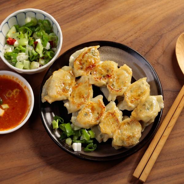 東港鱸魚水餃1包(440g±10%/20粒)
