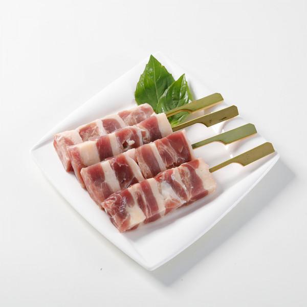 鴨肉串燒(280g/8支)