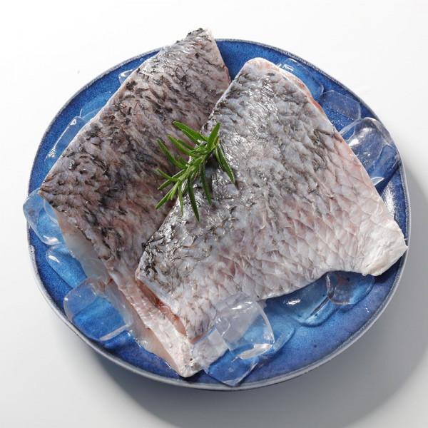 生食級台灣七星鱸魚片(150-200g/片)