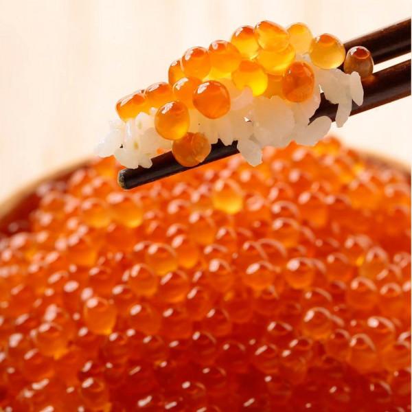 日本原裝醬油漬鮭魚卵(250g/盒)
