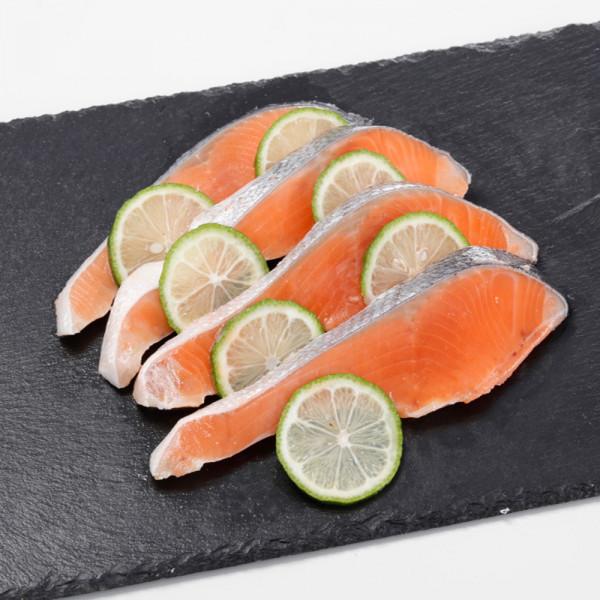 薄鹽鮭魚片(300g/包)