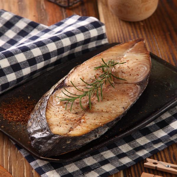 土魠魚輪切片(350g/片)
