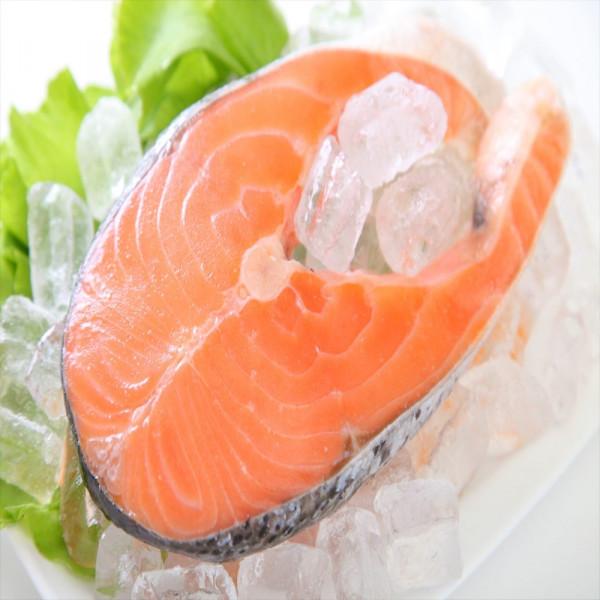 鮭魚片(200g/片)