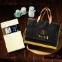 野生烏魚子禮盒1盒(7.4~7.7兩/片/盒 附提袋x1)