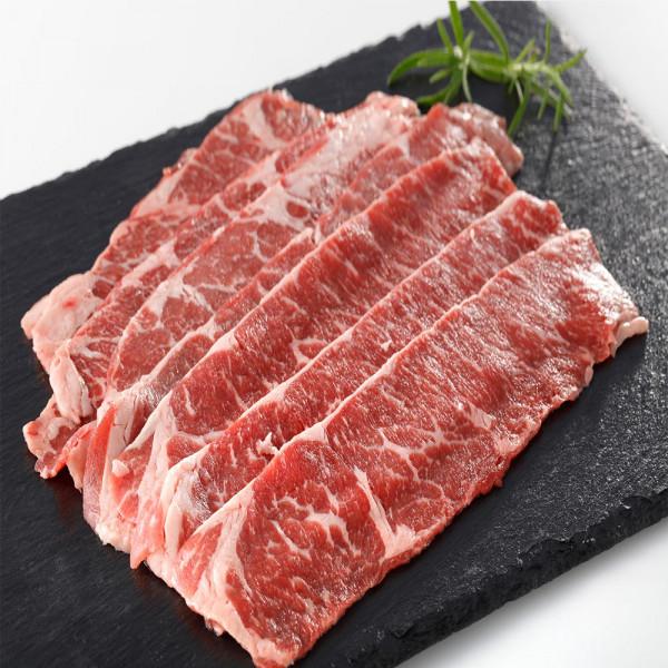 美國霜降翼板牛肉 200g