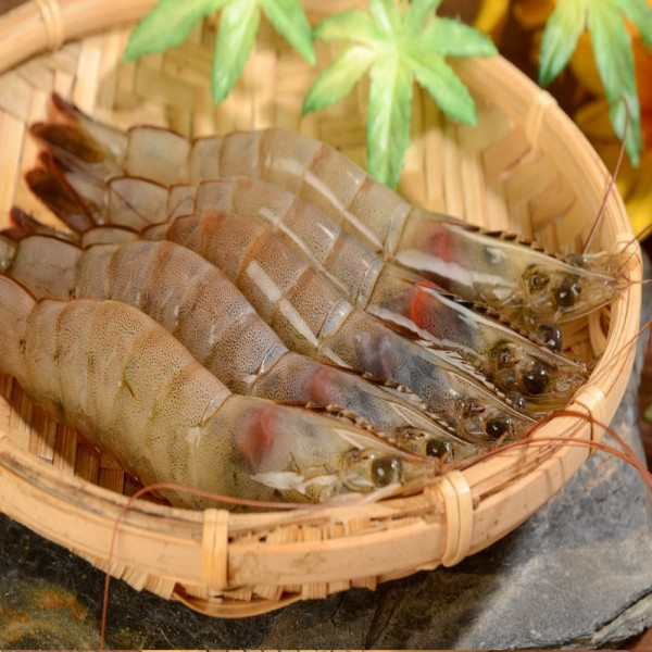 特大白蝦(600g/10-12尾/盒)