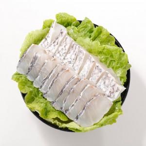 生食級金目鱸魚火鍋切片(200g/盒)