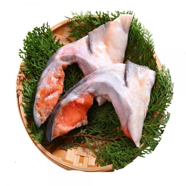 鮮美嫩肥鮭魚下巴(1000g/包)