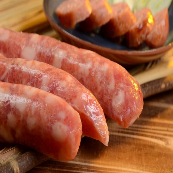 飛魚卵香腸(300g/包)