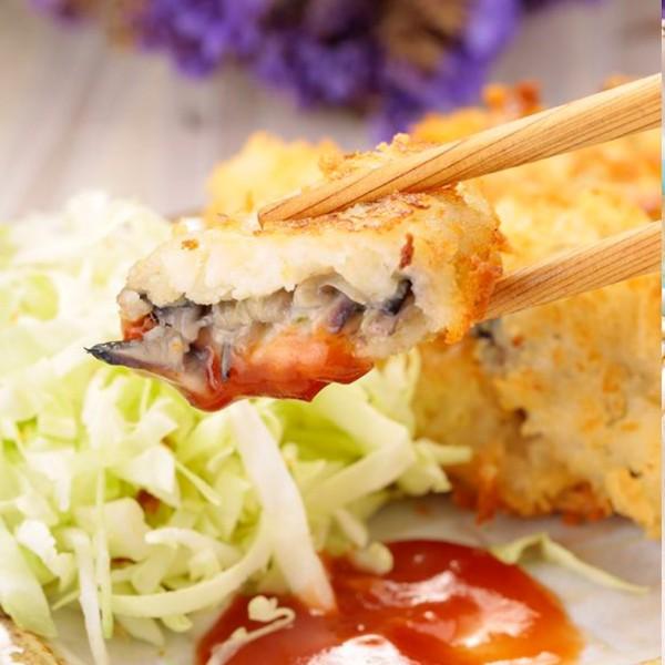 日本酥炸爆漿大牡蠣(500g/包)
