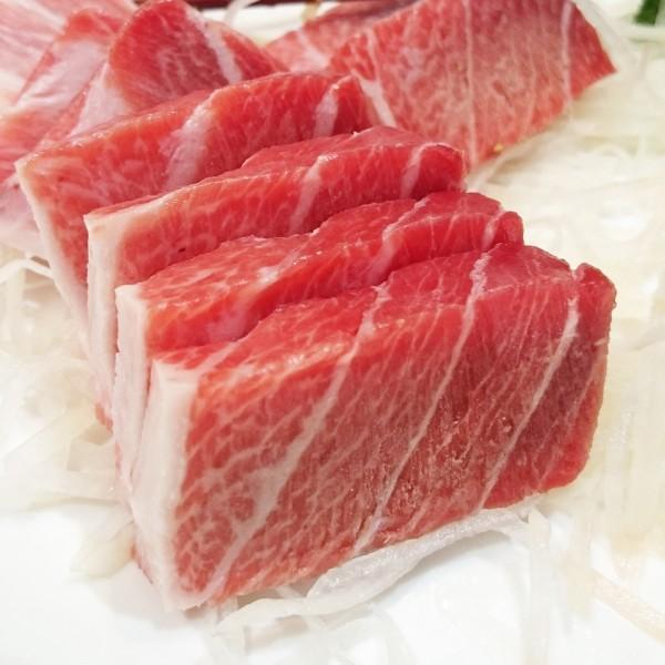 黑鮪魚上腹(600g/整條/未切)