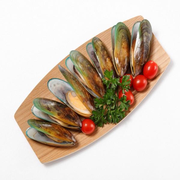 紐西蘭半殼淡菜(800g/包)