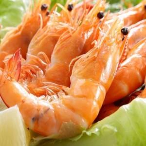 特大熟白蝦(250g/包/約6-8尾)