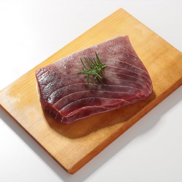 東港黑鮪魚菲力皮油(600g)