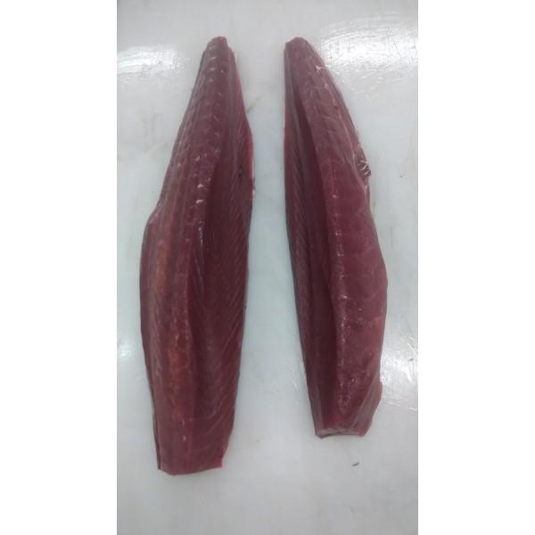 鮪魚生魚片原物料