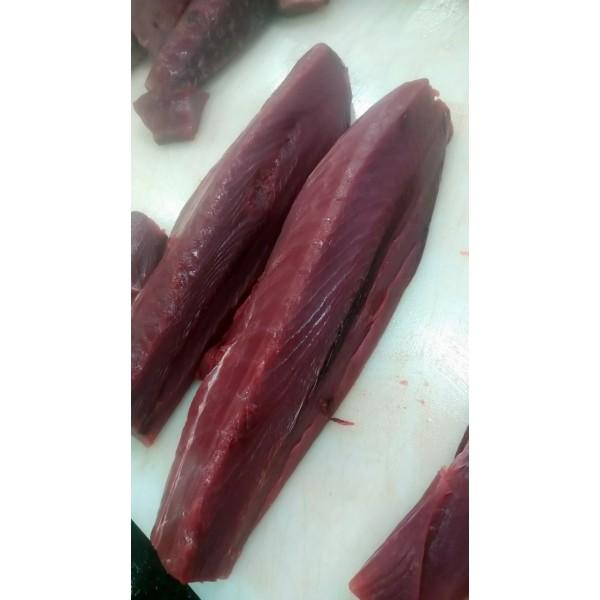 鮪魚清肉原物料