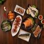 海陸青菜買烤肉8件組(3-4人份)